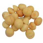 Macadamia noten gebrand en ongezouten