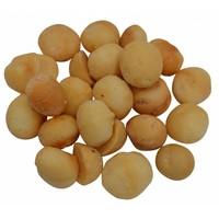 Macadamia noten gebrand en gezouten