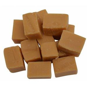 Fudge caramel zeezout