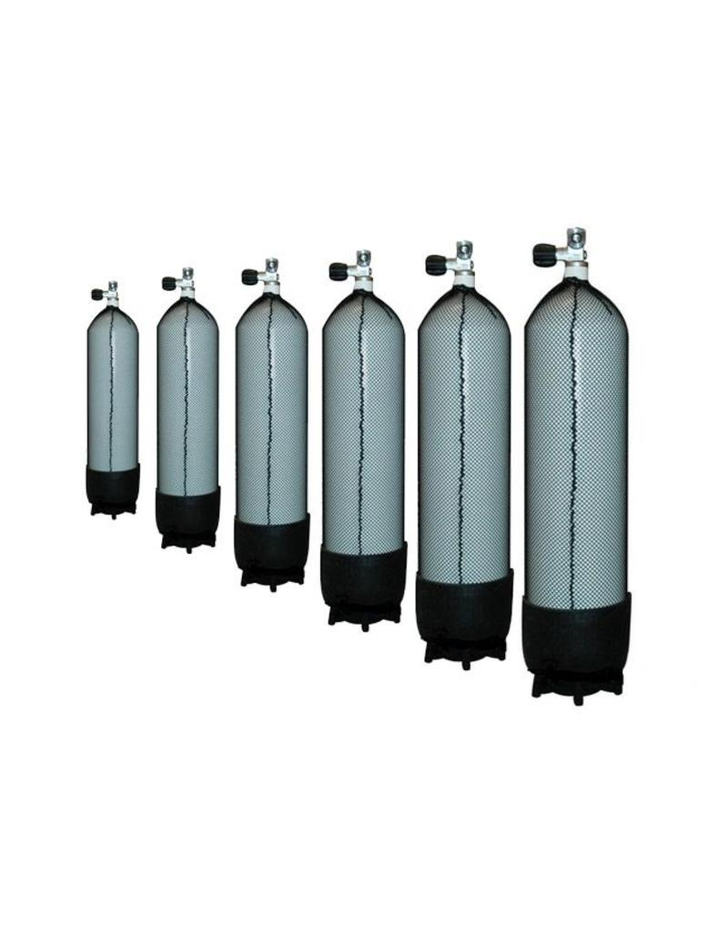 Huur een complete én gevulde duik cilinder