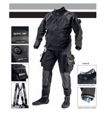 Rent Mares XR1 kevlar Dry Suit latex seals