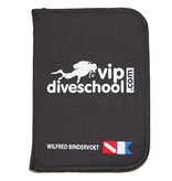LOGBOOK BINDER / DIVE LOGBOOK 3 RINGS WITH OUR DIVE SCHOOL LOGO