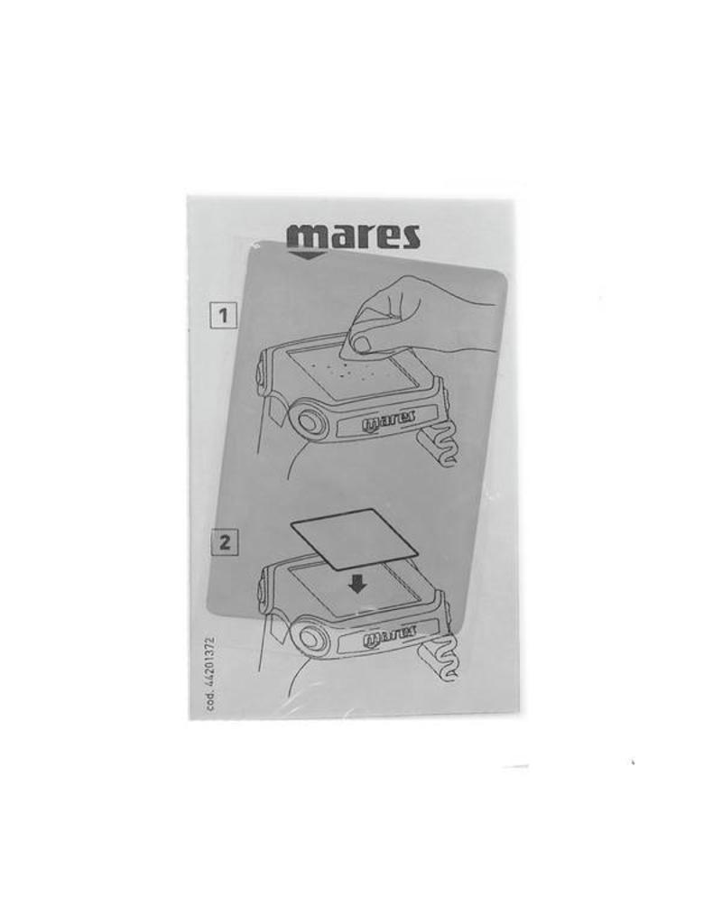 Mares Quad Air Display protector