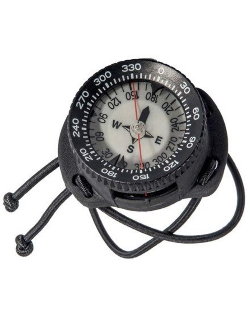 Mares XR hand kompas met bungee