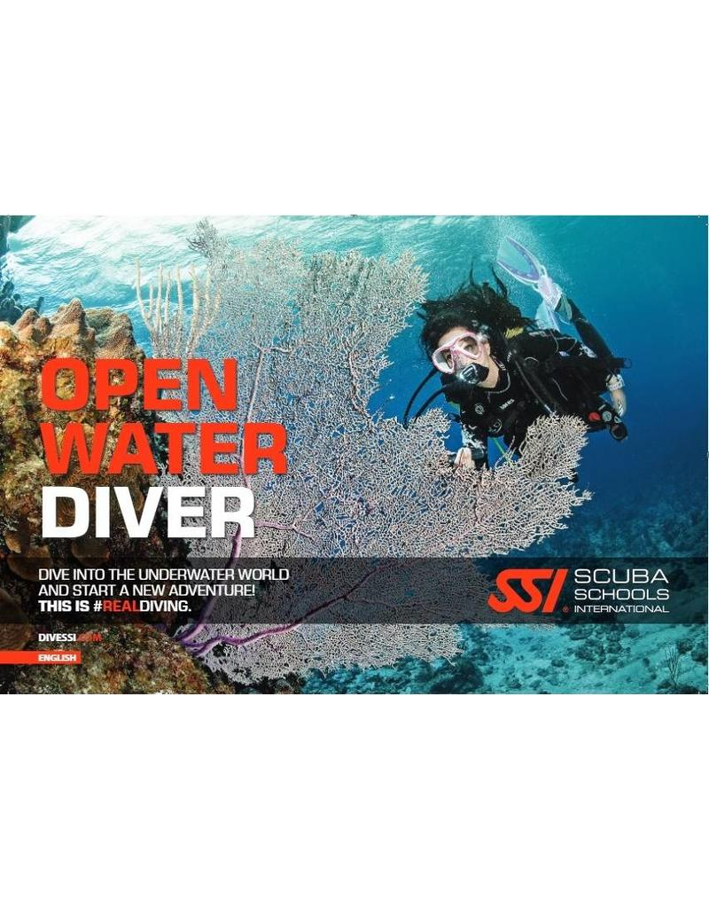 SSI Open Water Diver | Lear to dive here