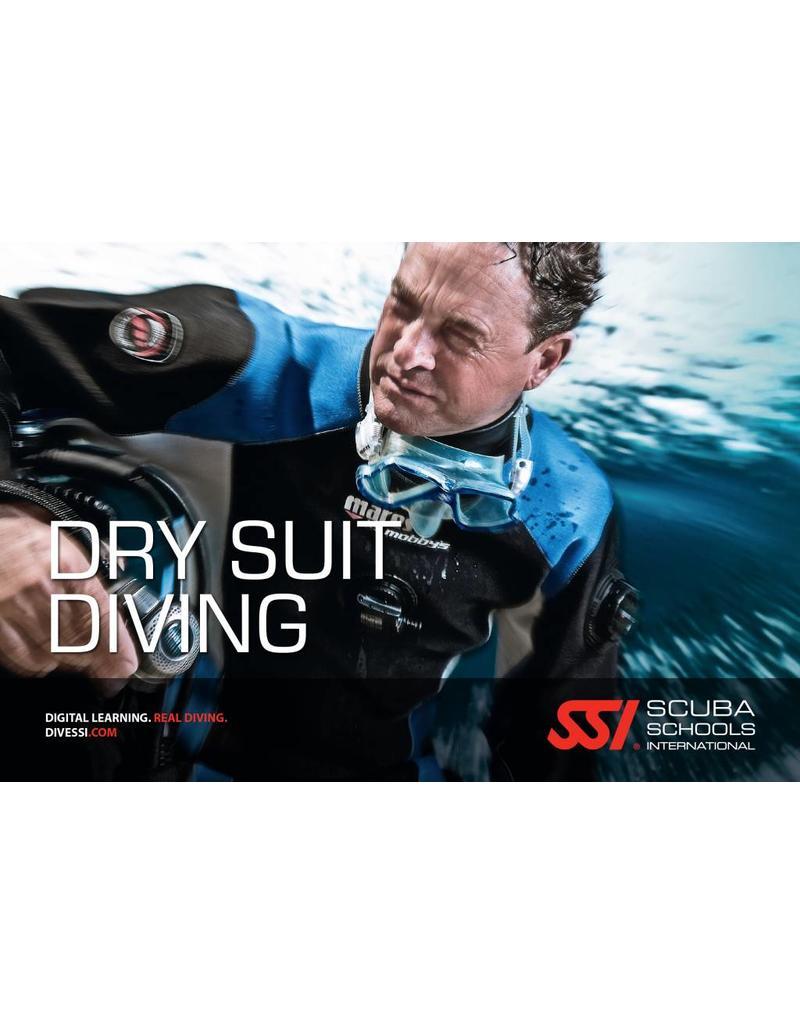 SSI Open water diver in een Dry suit/ droogpak