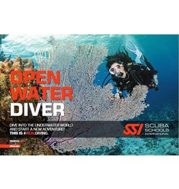 SSI Referral Open Water Diver