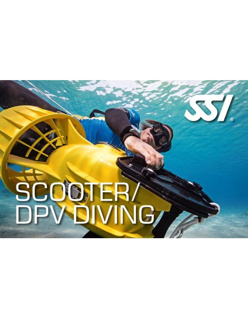 Diver Propulsion Vehicle (DPV) SSI specialty | Scooter