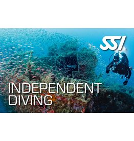 Independent diver SSI specialty