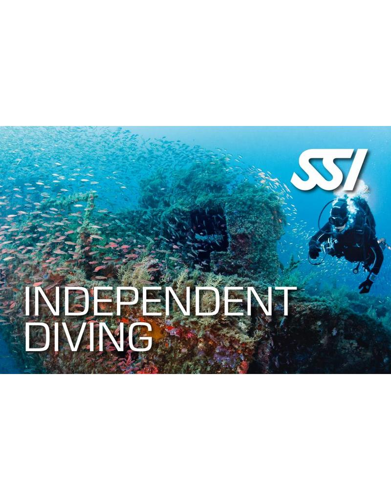 Independent diver SSI specialty | Solo diver