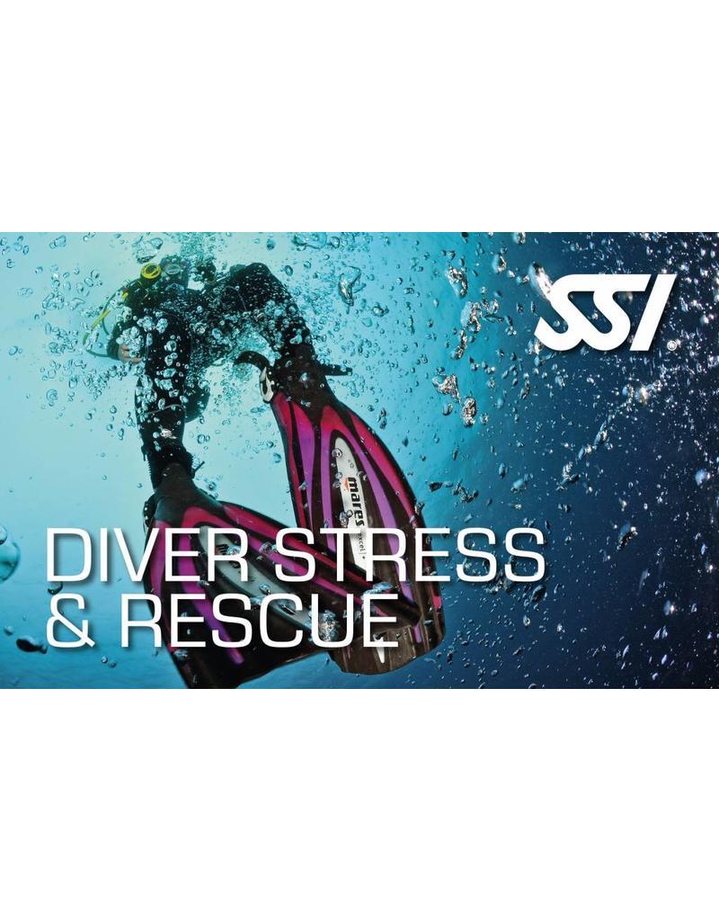Stress & Rescue SSI specialty | Rescue diver