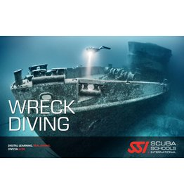 Wreck diver SSI specialty