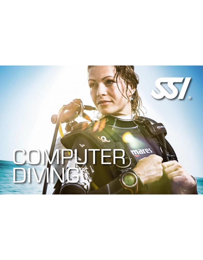 Computer diving SSI specialty | leer Uw duikcomputer kennen!