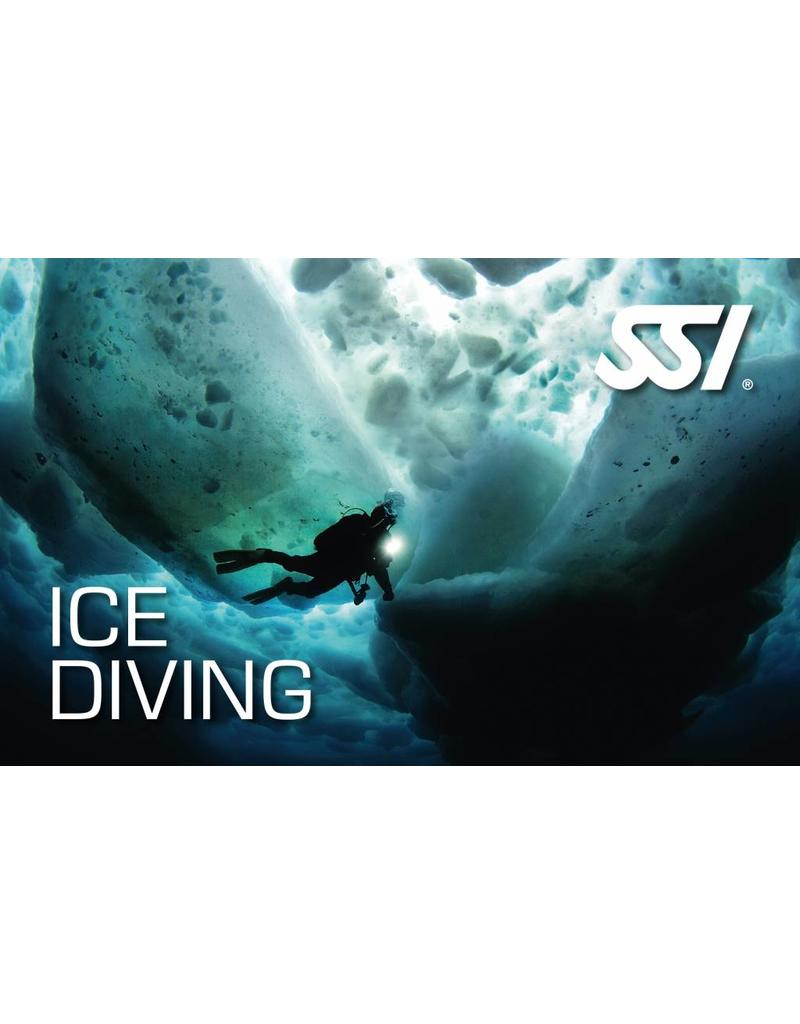 Ice diving SSI specialty | ijsduiken