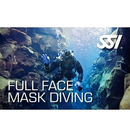 Full Face Mask diver SSI specialty (FFM)