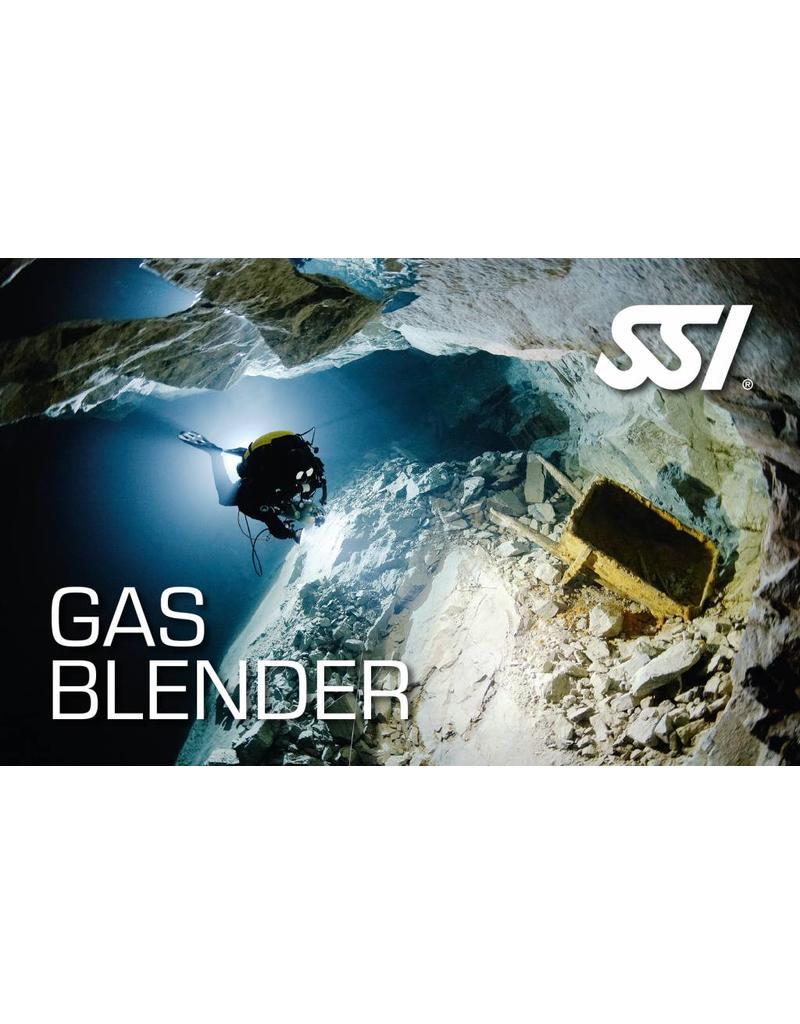 Gas Blender Extended Range SSI XR | Nitrox/ Trimix