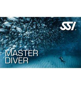 Master diver SSI specialty deal