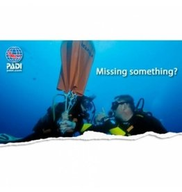 Search and recovery PADI Specialty