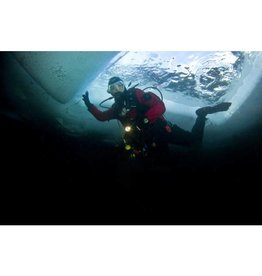 Ice diver PADI specialty