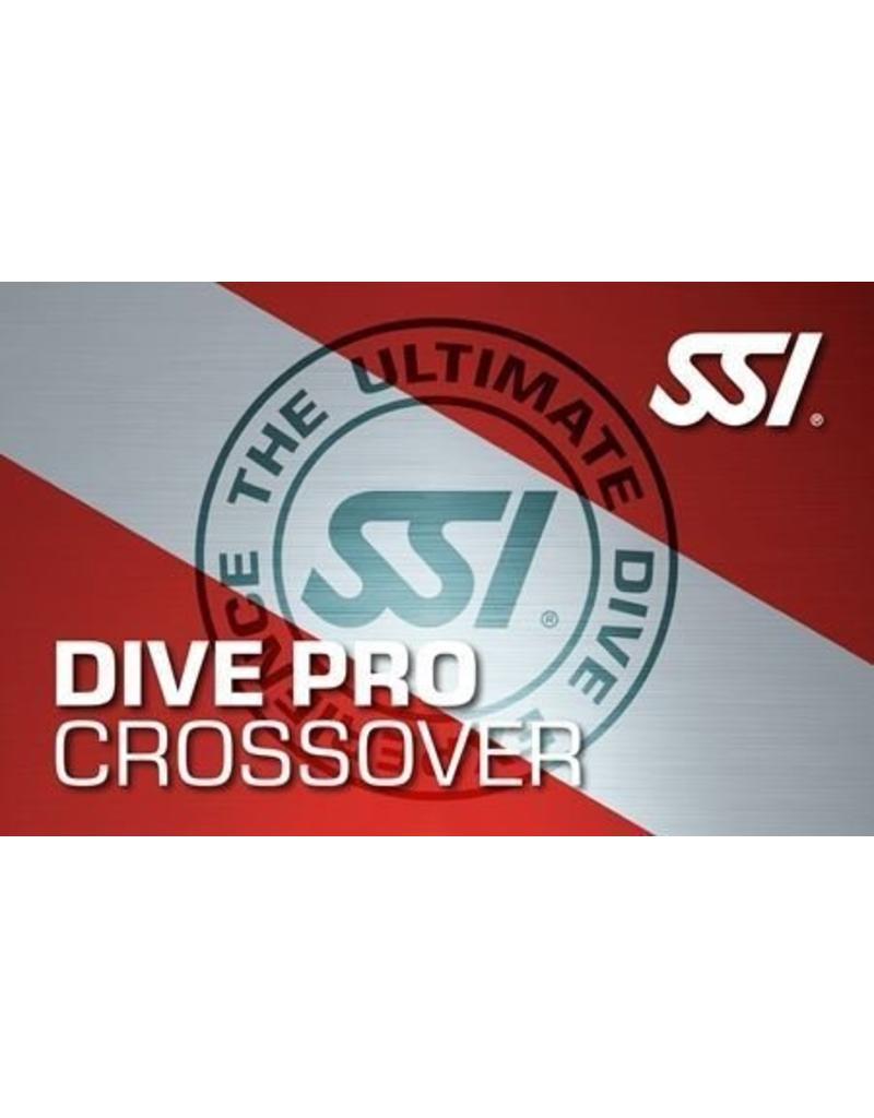 Divemaster Crossover naar SSI