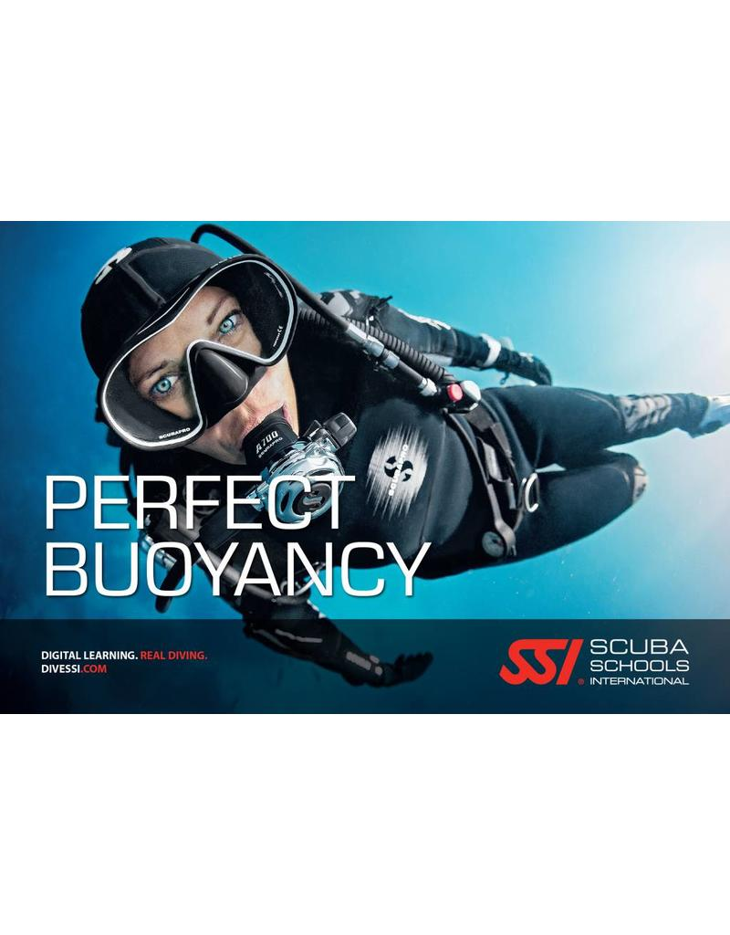 Perfect Buoyancy  SSI specialty instructor seminar