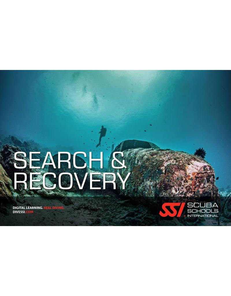 Search & Recovery SSI specialty instructor seminar