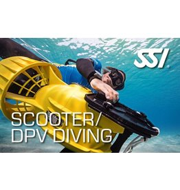 Diver Propulsion Vehicle (DPV) SSI specialty instructor