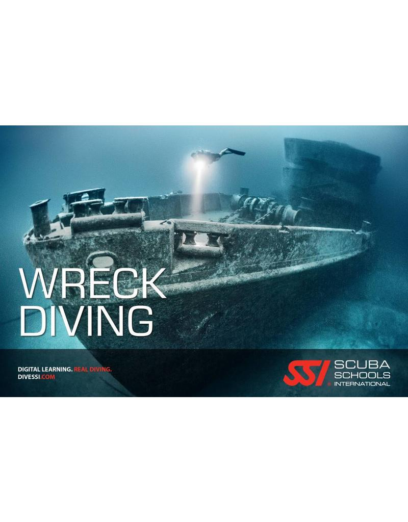 Wreck diving SSI specialty instructor seminar