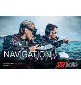 Navigation diver SSI specialty instructor