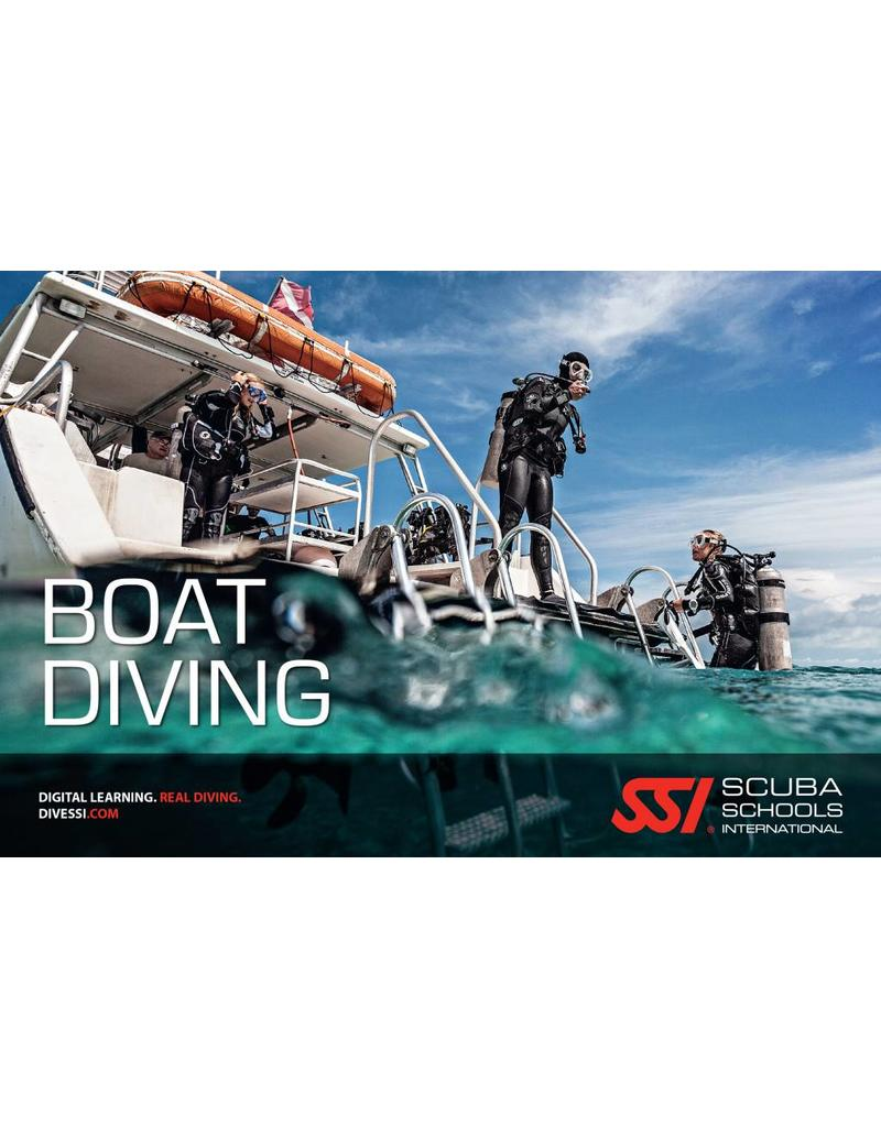 Boat diving SSI specialty instructor seminar