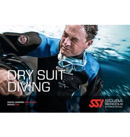 Dry Suit Diving SSI specialty instructor