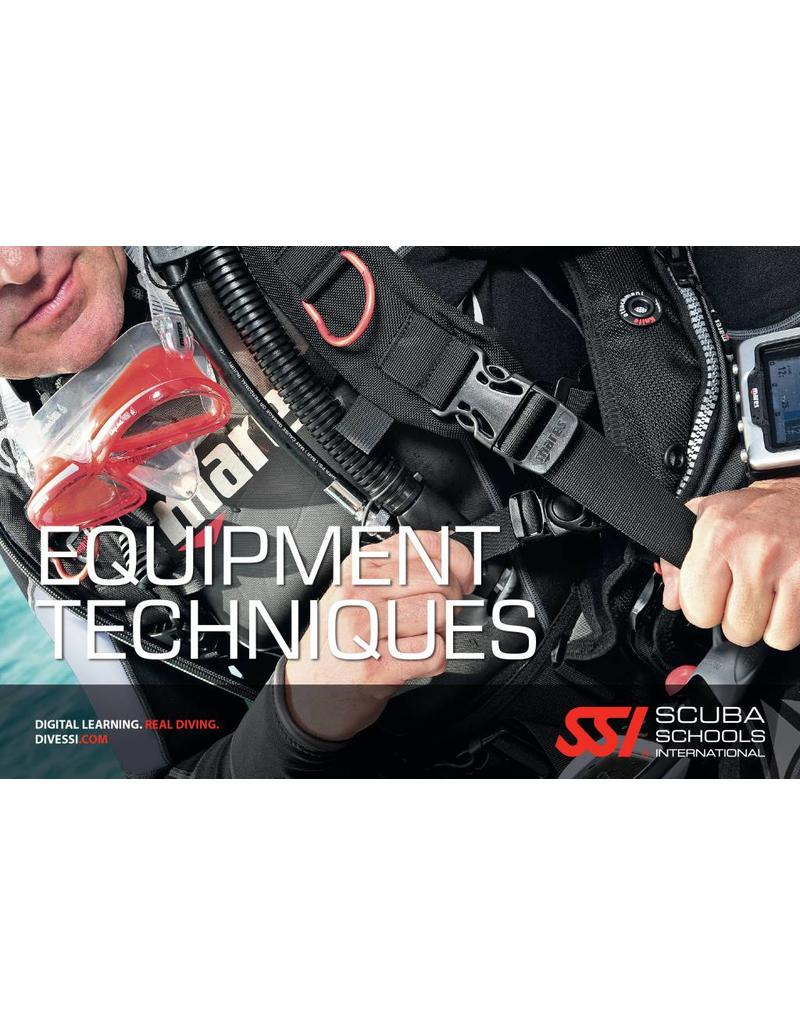 Equipment Techniques SSI specialty instructor seminar