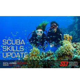SSI Scuba Skills Update | Opfris cursus | SSU