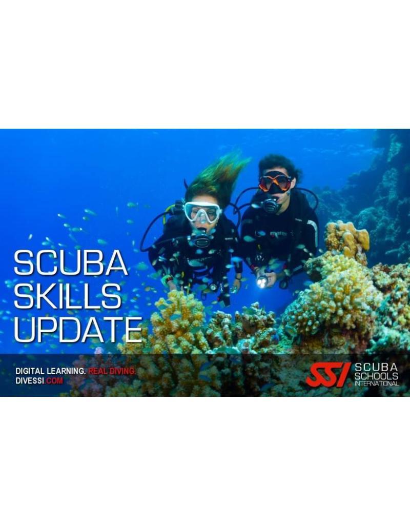 SSI Scuba Skills Update | Opfris cursus
