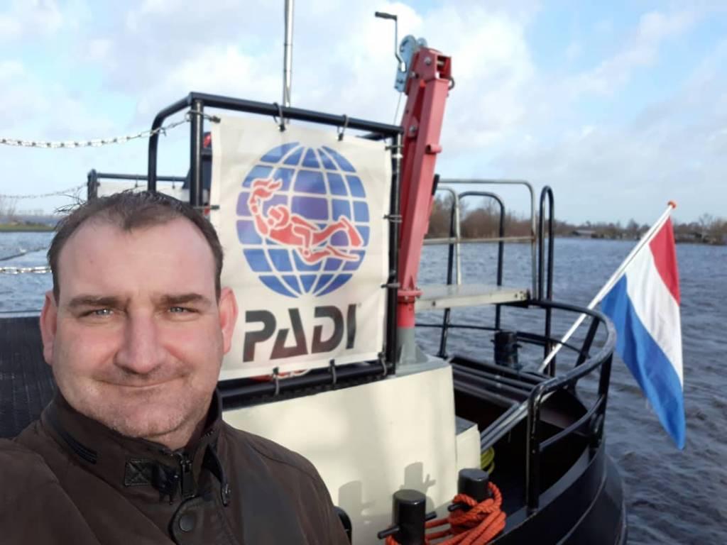 PADI duikschool te Vinkeveen