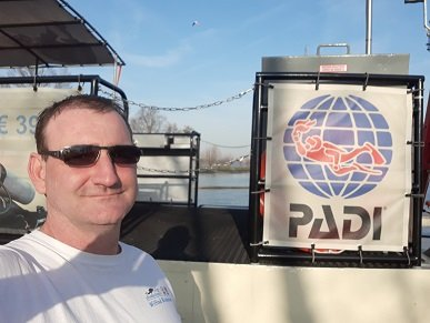 Nieuwe koers ingezet : PADI bootduiken te Vinkeveen!