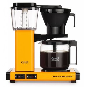 Moccamaster KBG741 Yellow Pepper
