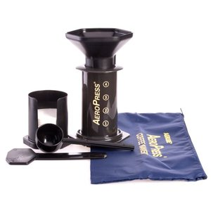 Aeropress Set with carrying bag