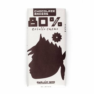 Chocolatemakers Bio Awajun puur 80%