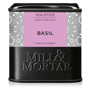 Mill & Mortar BIO Basil, purple & green (15g)