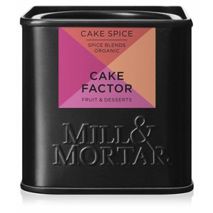 Mill & Mortar BIO Cake Factor (50g)
