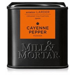 Mill & Mortar BIO Cayenne Pepper (45g)