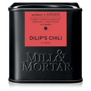 Mill & Mortar BIO Dilip's Chili flakes (45g)
