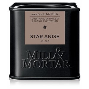 Mill & Mortar BIO Star Anise, whole (30g)