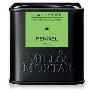 Mill & Mortar BIO Green Fennel Seeds (40g)