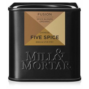 Mill & Mortar BIO Five Spice (50g)