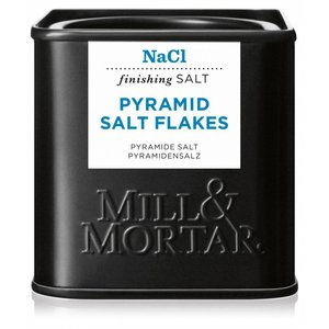 Mill & Mortar BIO Pyramid Salt Flakes (70g)