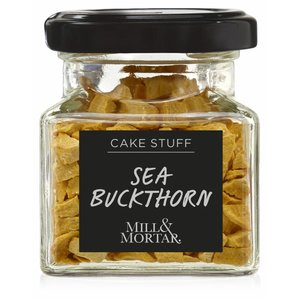 Mill & Mortar Sea Buckthorn Dices (25g)
