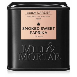 Mill & Mortar BIO Smoked Sweet Paprika (50g)