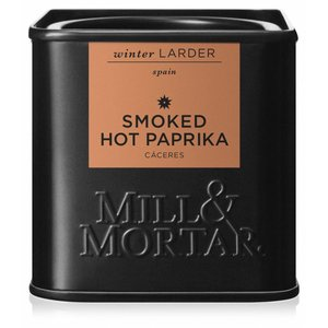 Mill & Mortar BIO Smoked Hot Paprika (50g)